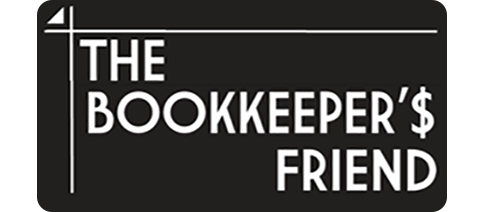 The Bookkeeper's Friend Logo