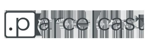 Parcelcast Logo